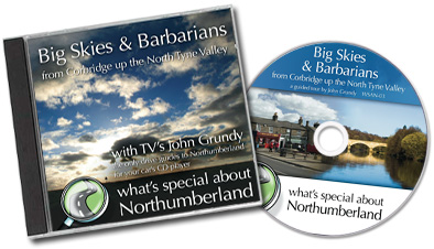 Big Skies and Barbarians CD Cover