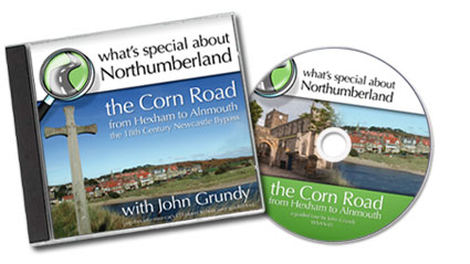 The Corn Road from Hexham to Alnmouth CD Cover
